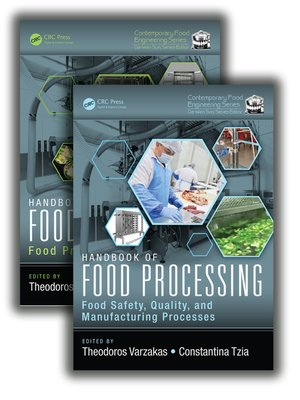 cover image of Handbook of Food Processing, Two Volume Set