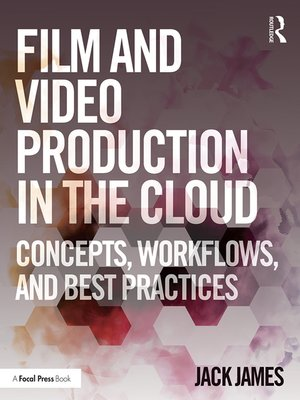 cover image of Film and Video Production in the Cloud