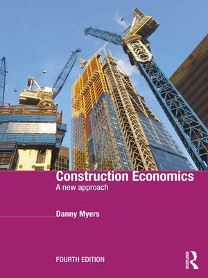 cover image of Construction Economics