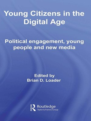 cover image of Young Citizens in the Digital Age