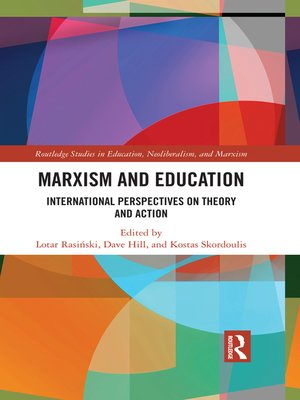 cover image of Marxism and Education