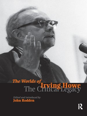 cover image of Worlds of Irving Howe