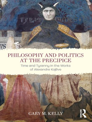 cover image of Philosophy and Politics at the Precipice