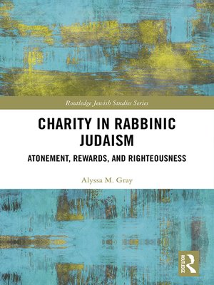 cover image of Charity in Rabbinic Judaism