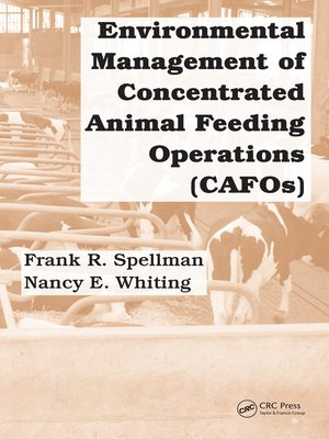 cover image of Environmental Management of Concentrated Animal Feeding Operations (CAFOs)