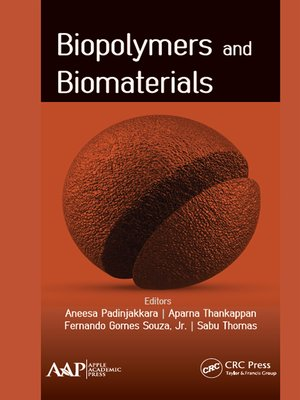 cover image of Biopolymers and Biomaterials