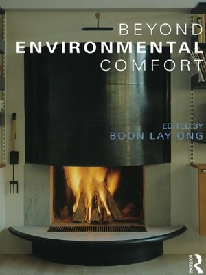 cover image of Beyond Environmental Comfort
