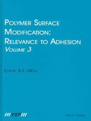 cover image of Polymer Surface Modification