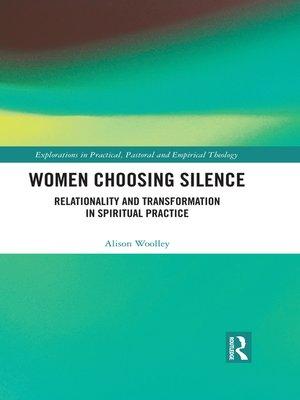 cover image of Women Choosing Silence