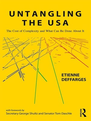cover image of Untangling the USA