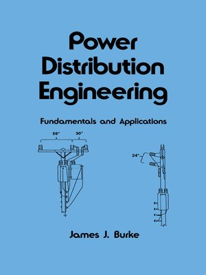 cover image of Power Distribution Engineering