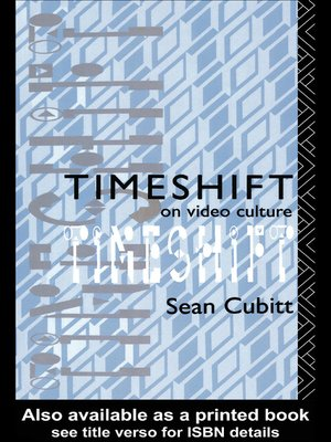 cover image of Timeshift