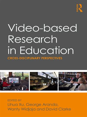 cover image of Video-based Research in Education
