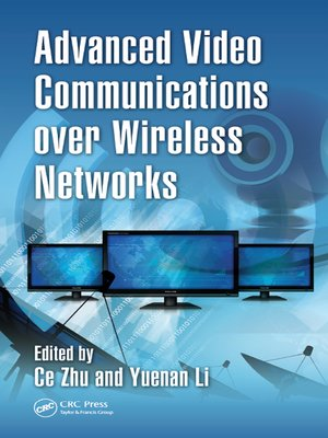 cover image of Advanced Video Communications over Wireless Networks