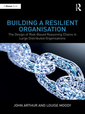 cover image of Building a Resilient Organisation