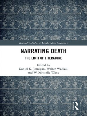 cover image of Narrating Death