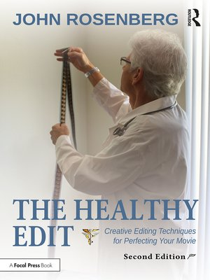cover image of The Healthy Edit