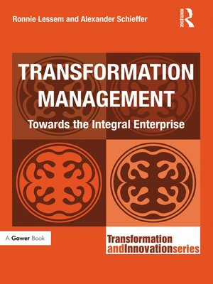 cover image of Transformation Management
