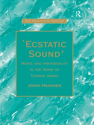 cover image of 'Ecstatic Sound'
