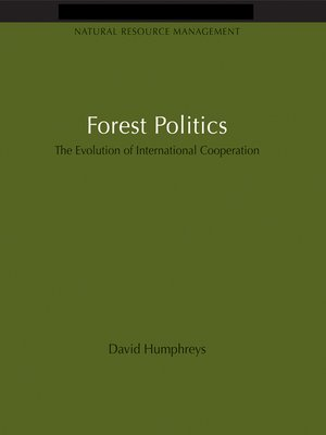 cover image of Forest Politics