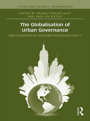 cover image of The Globalisation of Urban Governance