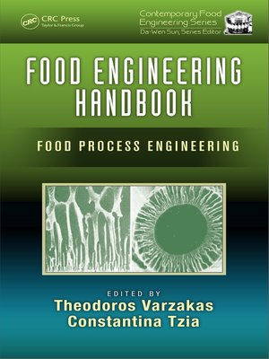 cover image of Food Engineering Handbook