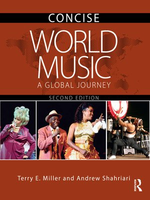 cover image of World Music CONCISE