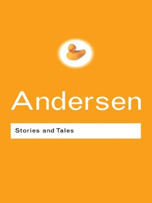 cover image of Stories and Tales
