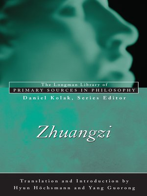 cover image of Zhuangzi (Longman Library of Primary Sources in Philosophy)