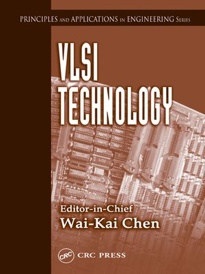 cover image of VLSI Technology