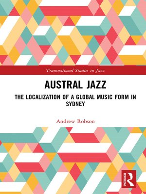 cover image of Austral Jazz