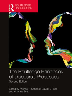 cover image of The Routledge Handbook of Discourse Processes
