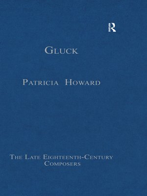 cover image of Gluck