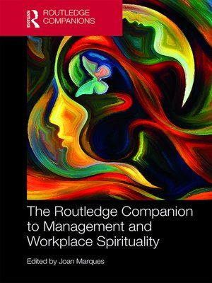 cover image of The Routledge Companion to Management and Workplace Spirituality