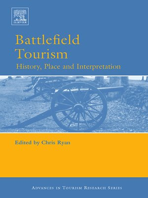 cover image of Battlefield Tourism