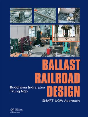 cover image of Ballast Railroad Design