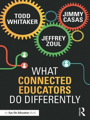 cover image of What Connected Educators Do Differently
