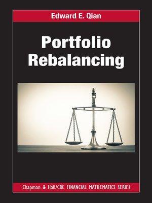 cover image of Portfolio Rebalancing