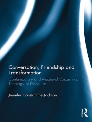cover image of Conversation, Friendship and Transformation