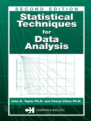 cover image of Statistical Techniques for Data Analysis