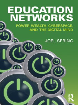 cover image of Education Networks