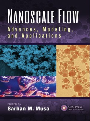 cover image of Nanoscale Flow