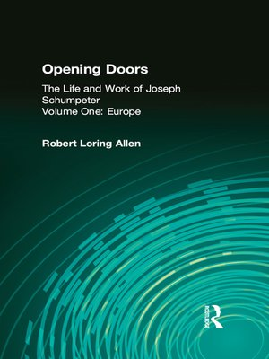 cover image of Opening Doors