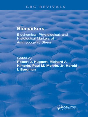 cover image of Biomarkers