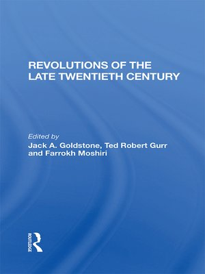cover image of Revolutions of the Late Twentieth Century