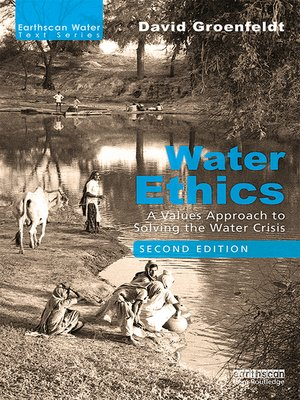 cover image of Water Ethics