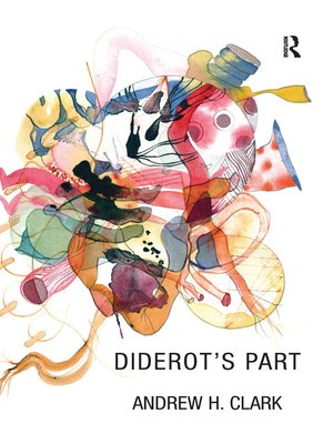 cover image of Diderot's Part