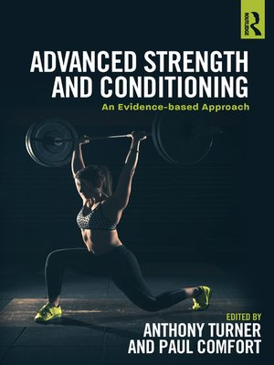 cover image of Advanced Strength and Conditioning