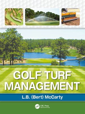 cover image of Golf Turf Management