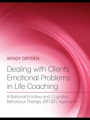 cover image of Dealing with Clients' Emotional Problems in Life Coaching